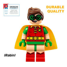 Robin Minifigure fitting Lego from Batman Movie - Certified© Durable Quality