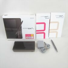 Nintendo DSi LL DS i Console System Boxed UTL-001(JPN) Dark Brown JAPAN 22125
