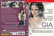Gia. Una donna oltre ogni limite (1998) DVD - EX NOLEGGIO