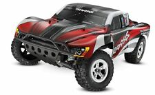 Traxxas - Slash 1/10 2wd Red, Xl-5 Rtr W/2.4ghz Radio - No Battery Or Charger
