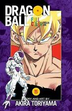 DRAGON BALL FULL COLOR FREEZA ARC 5 NEW PAPERBACK BOOK