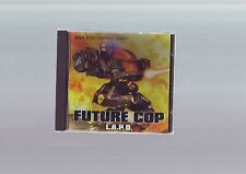 FUTURE COP L.A.P.D. - LAPD - PC & APPLE MAC GAME - FAST POST - RARE
