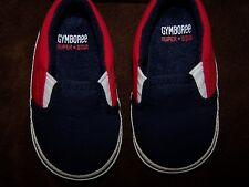 Nwt Gymboree Very Junior Varsity Red, White and Blue Crib Shoe Size 03