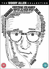 """The Woody Allen Collection 1971 DVD Box Set 20 Films New R2 """"sale"""""""