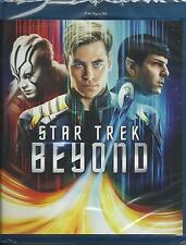 Star Trek beyond (2016) Blu Ray