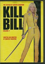 Kill Bill Vol. 1 Uma Thurman, Lucy Liu DVD