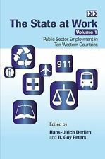 The State at Work: Public Sector Employment in Ten Western Countries