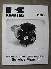 Kawasaki Fc540 engine repair Manual