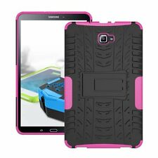 Screen Protector/ Shockproof Heavy Duty Case For Samsung Galaxy Tab A 2016(10.1)