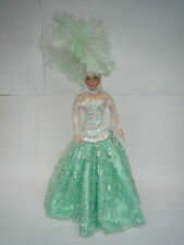 "RUSTIE DOLLS VEGAS SHOW GIRL 19"" PORCELAIN DOLL NUMBERED LIMITED EDITION"