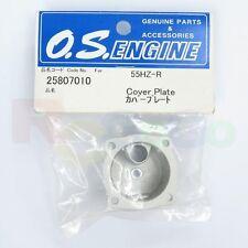 COVER PLATE 55HZ-R # OS25807010 **O.S. Engines Genuine Parts**