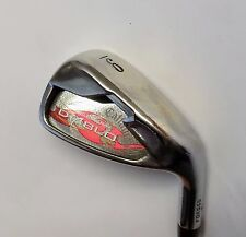 Callaway Big Bertha Forged Diablo 9 Iron Uniflex Steel Shaft Tour Grip