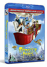 A Monster in Paris (Blu-ray 3D + Blu-ray + DVD), Good DVD, Catherine O'Hara, Dan