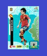 Adrenalyn XL UEFA EURO 2012 Panini DAVID SILVA Limited Edition LE-DS