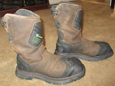 Mens ARIAT Catalyst Vx H2O Composite Toe Leather Work Boots sz 8.5 D