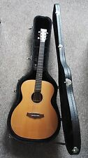 Tanglewood Java TWJFE Acoustic Guitar with Freshman Sonitone Pickup & Hard Case