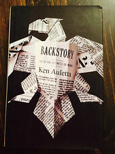 Backstory : Inside the Business of News by Ken Auletta (2003, Hardcover) #5149