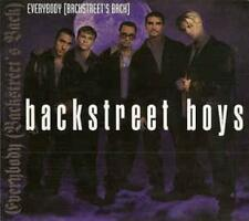 Backstreet Boys: Everybody [Backstreet's Back] PROMO w/ Artwork MUSIC AUDIO CD