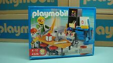 Playmobil 4326 Woodshop Class Construction Set mint in Box NEW Geobra toy