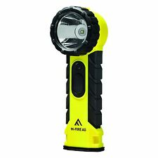 Mactronic Professional M-Fire AG Firefighter CREE LED  Flashlight 200 Lumen ATEX