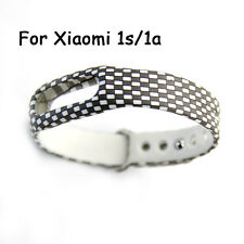 Foonbe Silicone Replace Strap For Xiaomi Mi Band 1S 1A Smart Wristband For X 163