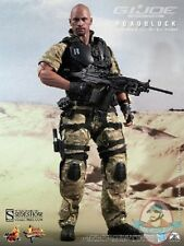 1/6 G.I. Joe Retaliation Roadblock Dwayne Johnson The Rock Figure by Hot Toys