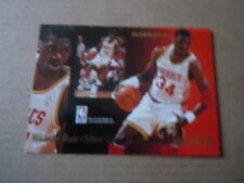 Carte - Fleer' 94/95 - Hakeem Olajuwon / Don MacLean