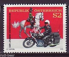 Österreich Nr. 1454  **  Gendarmerie