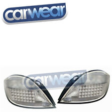 DEPO - HOLDEN ASTRA 04-08 SMOKE LED TAIL LIGHTS