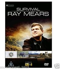 Ray Mears: Survival DVD Wildlife Photography Documentary Original UK Release R2