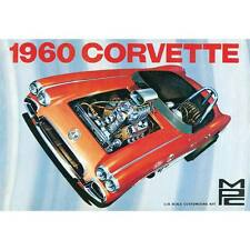 MPC 1960 Chevrolet Corvette 6 in 1 stock, street custom, drag model kit 1/25