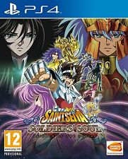 Saint Seiya Soldiers' Soul (PS4) (R3)