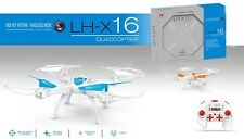 LH-X16C GYRO 2.4G 6CH 6Axis w/ Camera Headless Mode One Key Return RC Drone