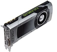 NVIDIA GTX 980 Ti 6GB RAM CUDA OpenCL 4K Apple Mac Pro Upgrade Video Card