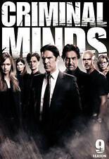 Criminal Minds: Season 9 by Gibson, Thomas, Moore, Shemar, Gubler, Matthew Gray