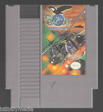 Twin Eagle (Nintendo) 1988 good condition shooter NES video game FREE SHIPPING