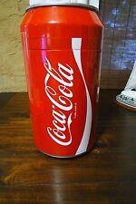 Coca Cola Coke Can Office Home Room Small Mini Fridge Refrigerator Cooler CC10