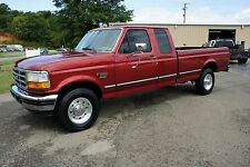 Ford : F-250 Ext Cab
