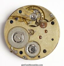 SWISS HIGH GRADE POCKET WATCH LEVER MOVEMENT  C18