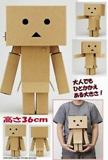 Kaiyodo Revoltech Danboard Big Size Figure made from cardboard