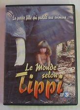 DVD LE MONDE SELON TIPPI - La petite fille qui parlait aux animaux - Chr. CRYE