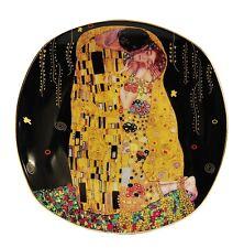 Piatto Gustav Klimt * il bacio * The Kiss * le Baisier