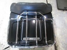 OEM Harley Tour Pak Pack Luggage Box 2009 Vivid Black