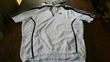 MAILLOT  CYCLISTE  MANCHES COURTE  MARQUE BICYCLE LINE TAILLE XL NEUF