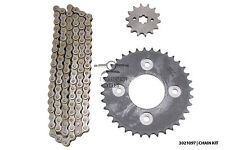 Genuine drive chain and sprocket kit for Honda Wave Innova ANF125