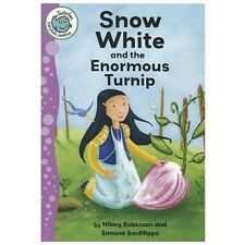 Snow White and the Enormous Turnip (Tadpoles)