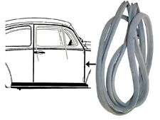 VW Beetle Right Door Seal T1 Rubber 1968-79 Inner Full Complete Brazillian Bug