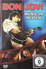 BON JOVI - Music In Review - DVD NEU & OVP