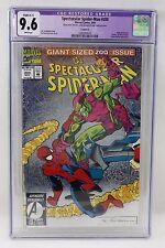 Spectacular Spider-Man #200 CGC Restored Grade 9.6 White Pages 1392650010