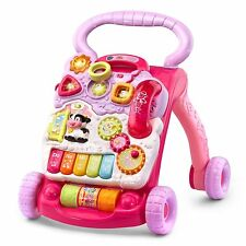 VTech Baby Sit-to-Stand Learning Walker - Pink